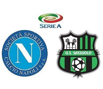 Napoli vs Sassuolo highlights