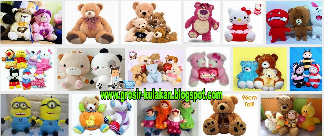 Supplier Boneka