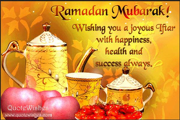 Happy Ramadan Mubarak Wishes 2016