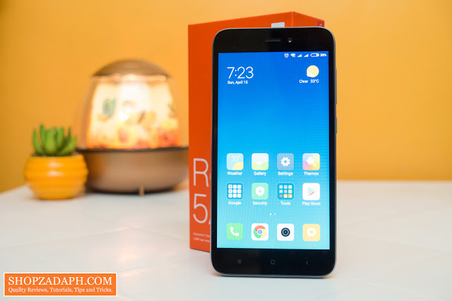 xiaomi redmi 5a specifications