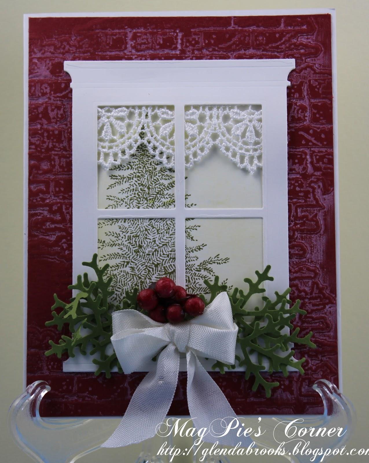 Открытка окно зима своими руками, открытках