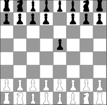 Valid Chess Move Brain Teaser
