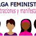 Estamos en huelga feminista - manifiesto y manifestaciones 8M