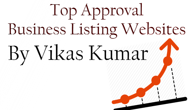 Top Instant approval business listing websites