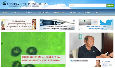 belajar enterpreuneurship