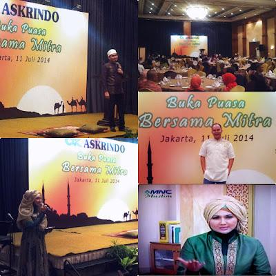 Penceramah Ustadz Solmed dan MC Religi