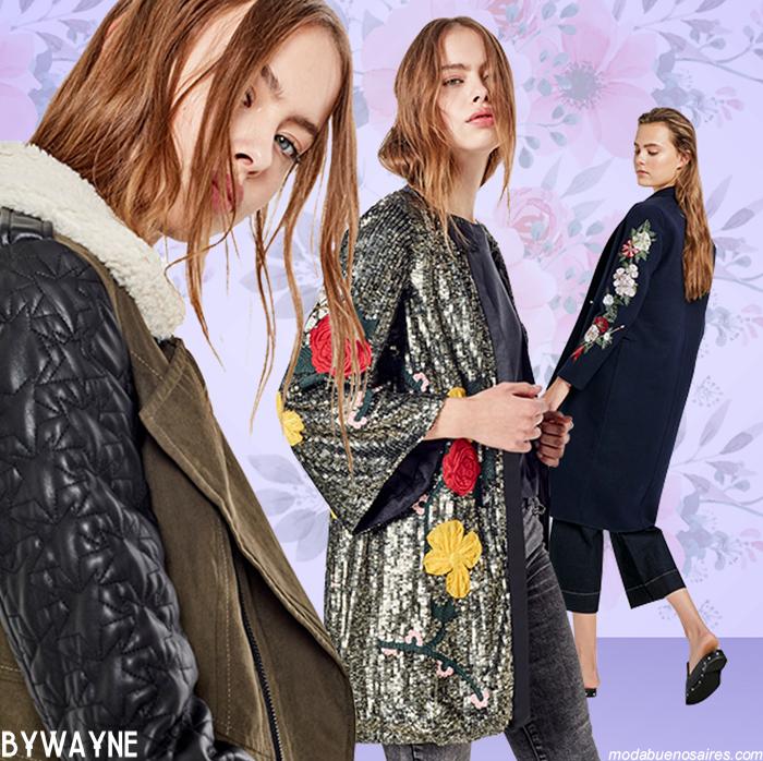 Vestidos tejidos otono invierno 2019