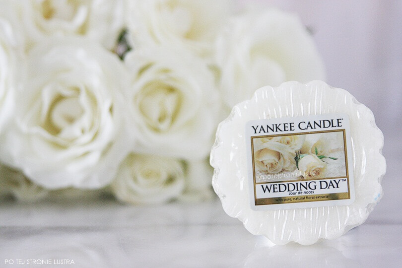 wosk yankee candle wedding day