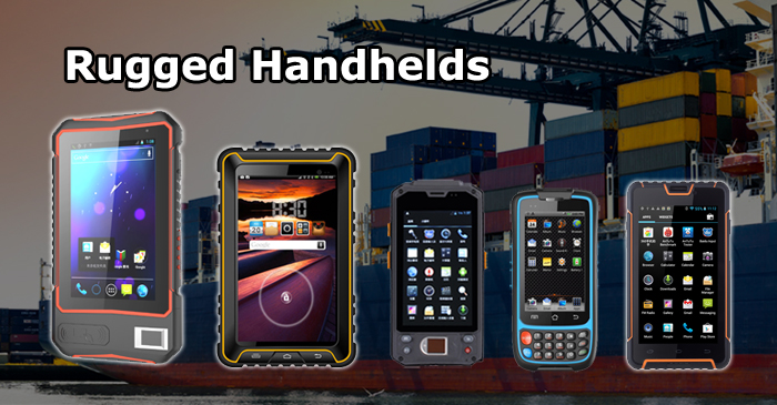 These Devices Withstand Difficult Climatic And Environmental Conditions Rugged Handheld Have A Battery