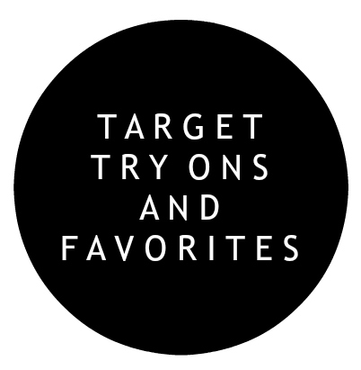 target try ons, target style, favorite finds from target, north carolina blogger, style on a budget