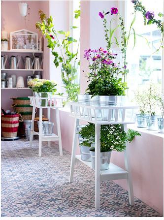 Ikea e Momichan  giardinaggio