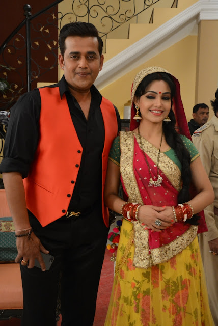 "And TV- More than a guest, I felt at home on the show Bhabi Ji Ghar Par Hain"" - says Ravi Kishan"