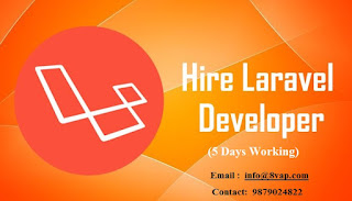 Laravel Developer (5 Days Working)