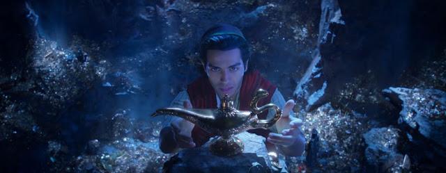 WATCH: Disney's Live-Action Remake of ALADDIN Unveils First Teaser Trailer