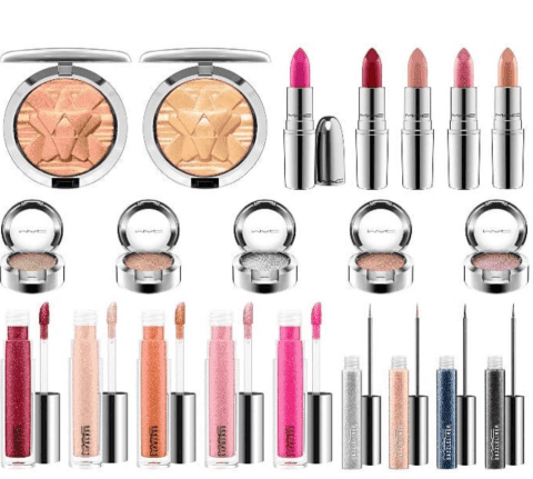 mac cosmetics navidad 2018