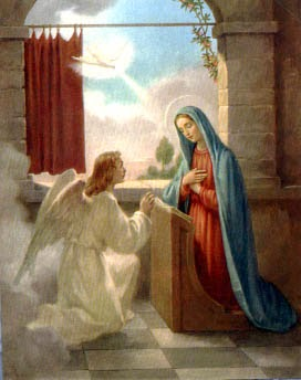 saints in rome beyond the annunciation