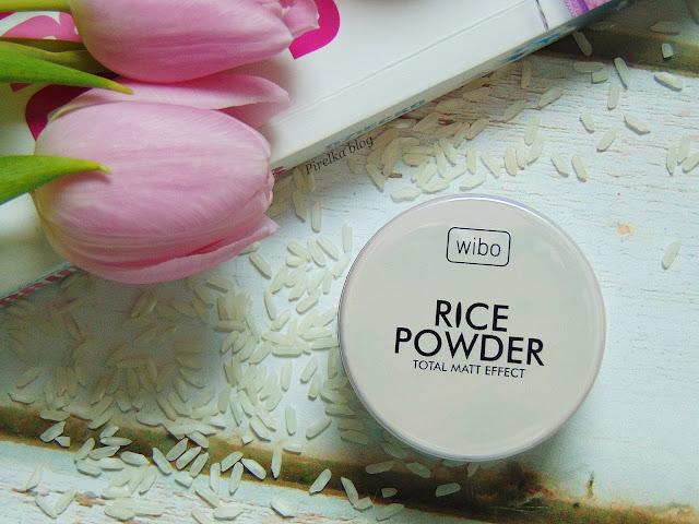 Wibo, Rice Powder - Matująco-utrwalający puder ryżowy