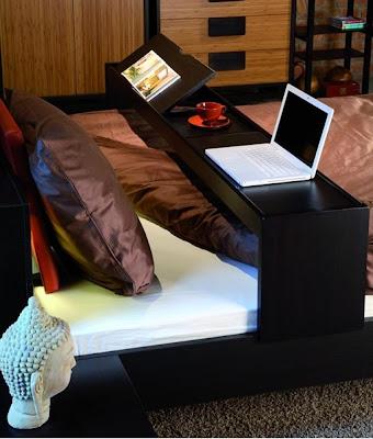 Breakfast table Kokeshi for modern bedroom furniture sets
