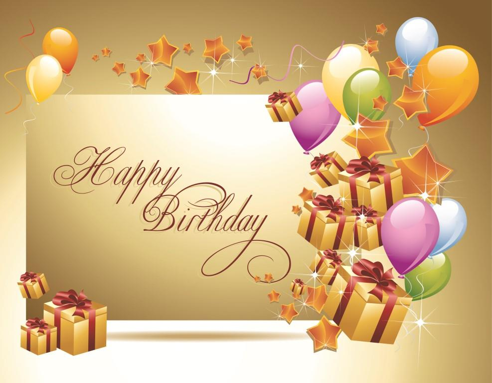 Wish you a very happy birthday words texted wishes card images – Birthday Greetings Download Free