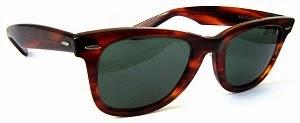 80s Wayfarer Sunglasses B&L5022