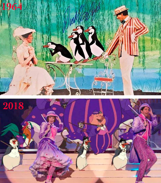 Mary Poppins pinguins