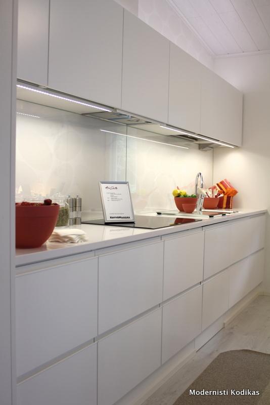 Asuntomessut 2013: keittiöitä