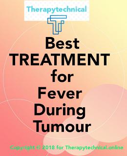 Medicine for tumour fever