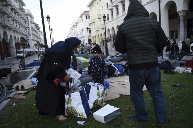 Κύμα Τούρκων προσφύγων στην Ελλάδα - 4.000 αιτήσεις για άσυλο