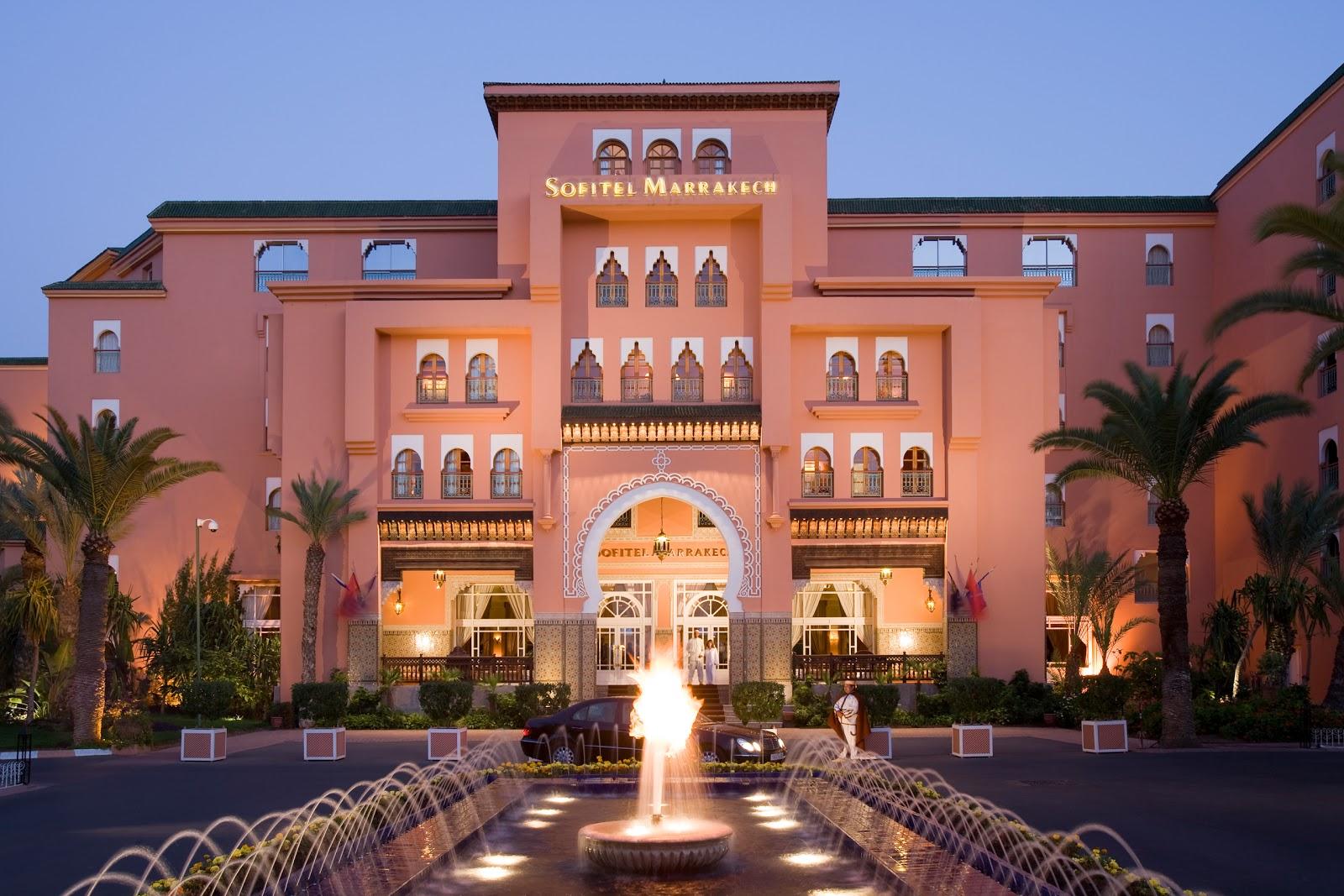 Hotel Sofitel A Marrakech