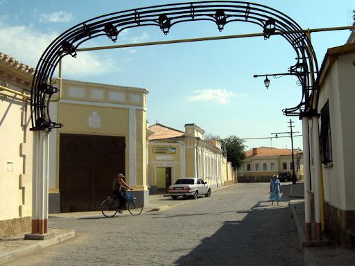 Караимская архитектура Евпатории