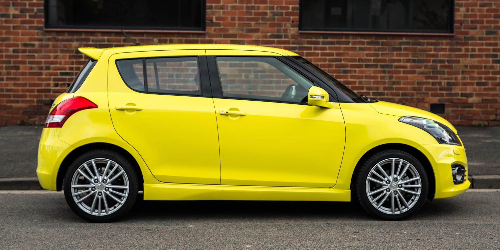 Đánh giá xe Suzuki Swift 2016