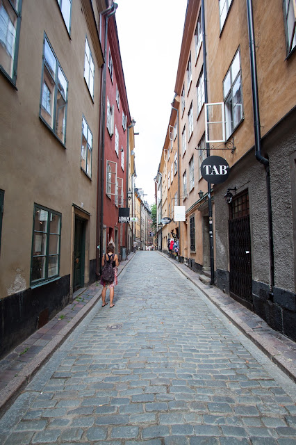 Gamla stan-Stoccolma
