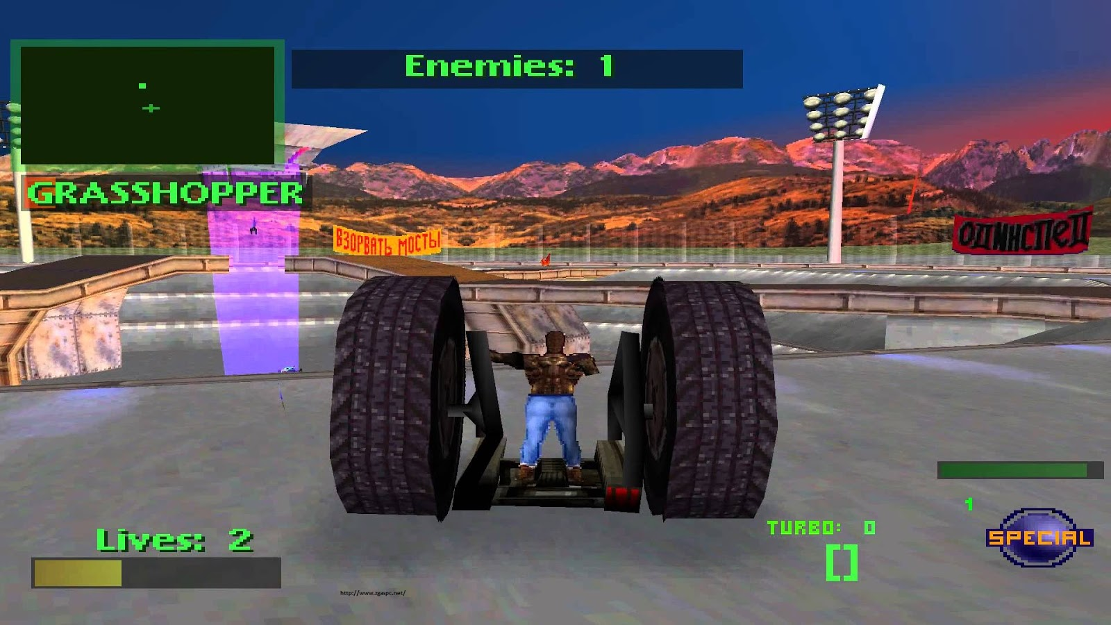 Download ISO Twisted Metal 2 PS1 for PC - Game Tegal