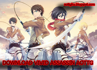 Download Mod Vivid Assassin AOTTG - Assassin Mod Attack On Titan Tribute Game