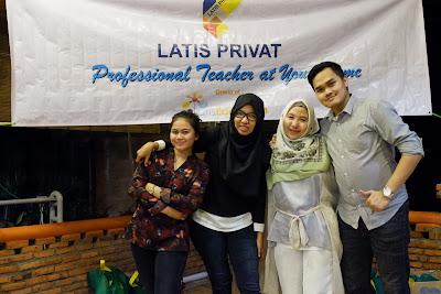 Les privat, guru les privat SD, guru les privat SD ke rumah