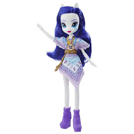 MLP Equestria Girls Legend of Everfree Boho Rarity Doll