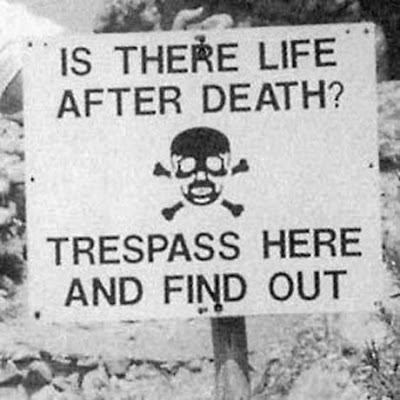 gibt es ein Leben nach dem Tod? lustige Bilder zum lachen