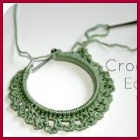 Tutorial aros a crochet