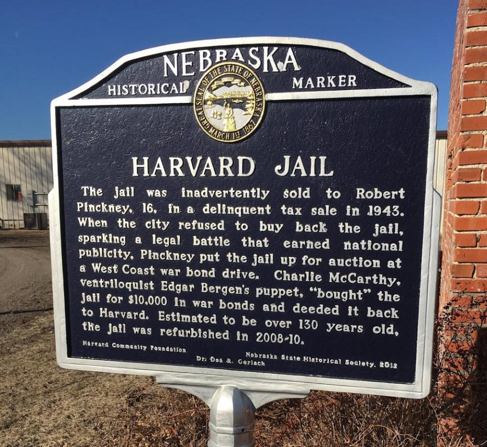 Harvard's jailhouse