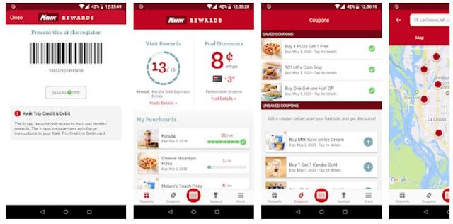 kwik rewards mobile app