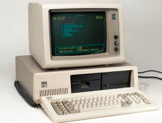 IBM PC sejarah komputer