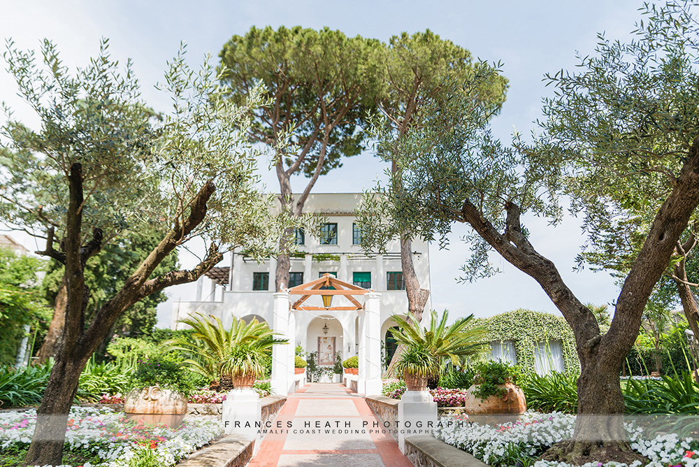 Villa Eva in Ravello