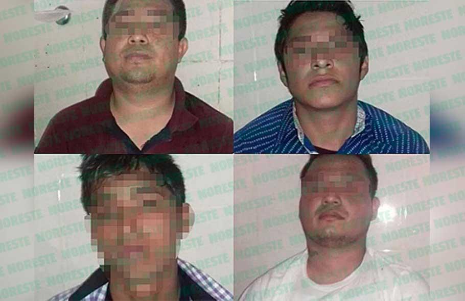 Caen cuatro del CJNG en Cosoleacaque, un ejecutado en enfrentamiento contra SSP