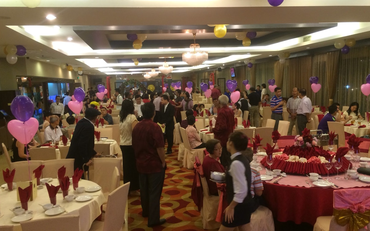Restaurant oversea subang parade for Afghan cuisine banquet hall