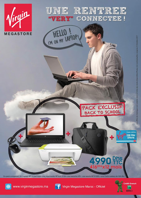 catalogue virgin megastore octobre 2017