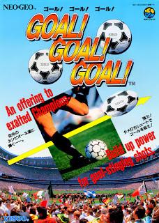 Goal! Goal! Goal! ( Arcade )
