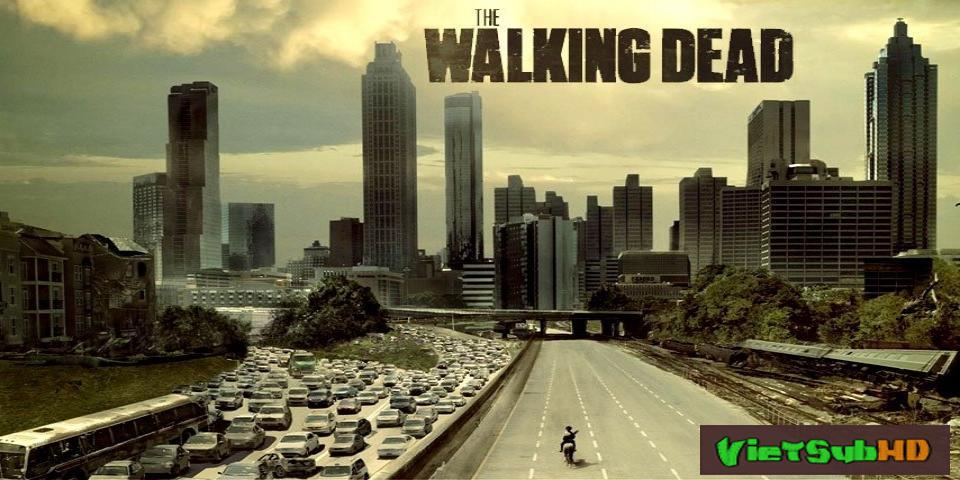 Phim Xác Sống 1 Hoàn tất (6/6) VietSub HD | The Walking Dead - Season 1 2010