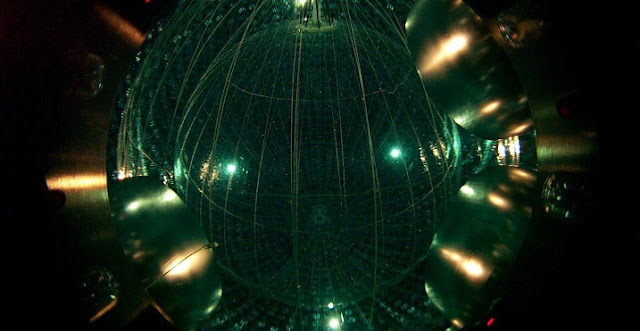 scientists report first snapshot of complete spectrum of neutrinos emitted by the sun