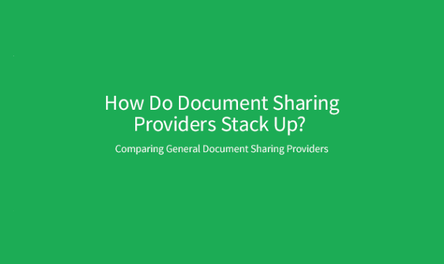 Generic vs Specialized Document Sharing in the Cloud and Virtual Data Rooms