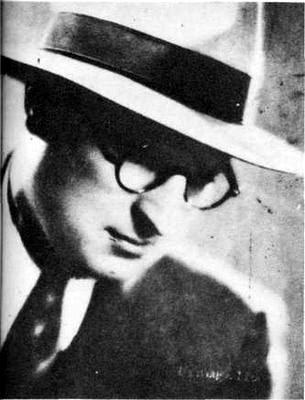 Edgardo Donato en 1933